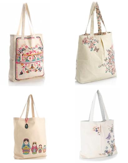 Accessorize Alışveriş Çantaları #güzelşeyler