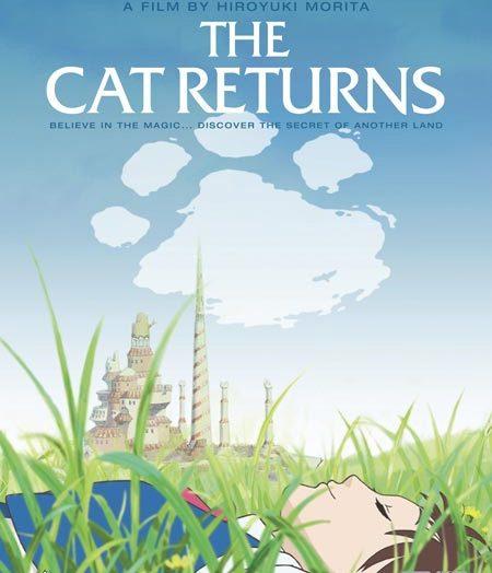 Keyifli bir anime: Cat Returns