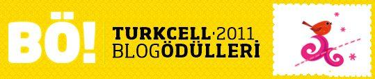 Turkcell Blog Ödülleri Kadın Blogları Kategorisinde ilk 10'dayım