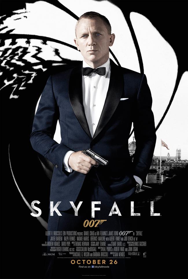 Skyfall filmi ile ilgili görsel sonucu