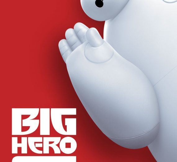 Big Hero 6 (Oscar ödüllü film;) )