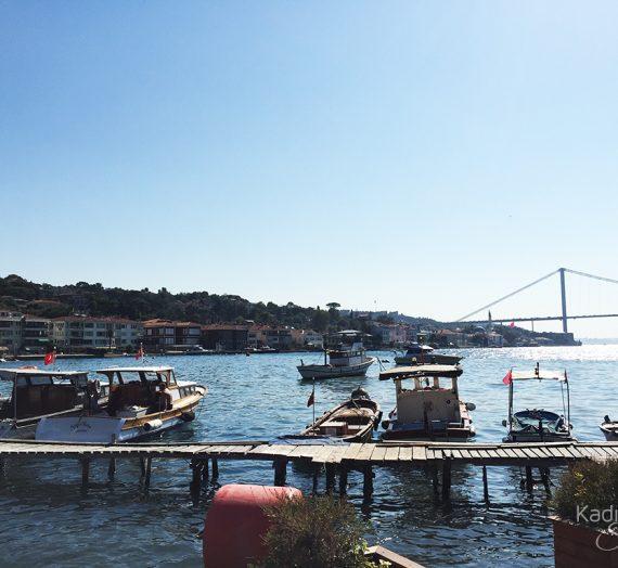 Çengelköy'de bir gün…