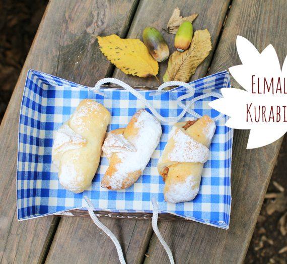 { Tarif } Elmalı Kurabiye ve Piknik Kahvaltımız