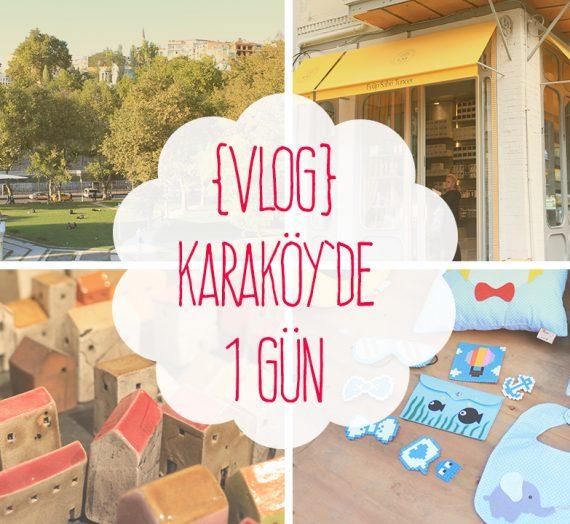 {Vlog} Merve ile Karaköy'de Bir Gün