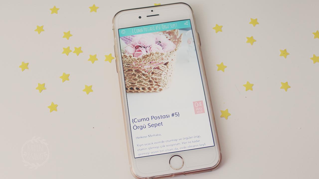 kadınsanat iphone app