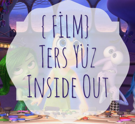 {Film} Inside Out , Ters Yüz