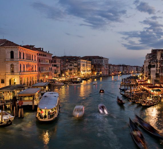 Venedik'te Ucuz Bir Tatil Yapmak Mümkün