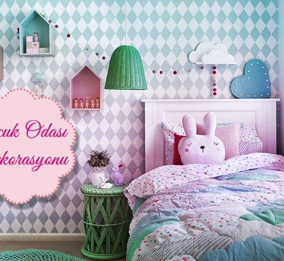 Küçük Kızlar İçin Güzel Bir Oda