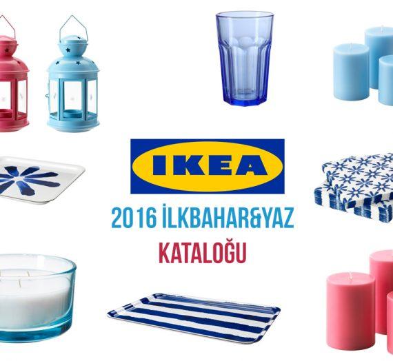 Ikea İlkbahar&Yaz Katalogu 2016