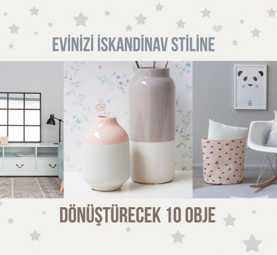 Evinizi İskandinav Stiline Dönüştürecek 10 Obje