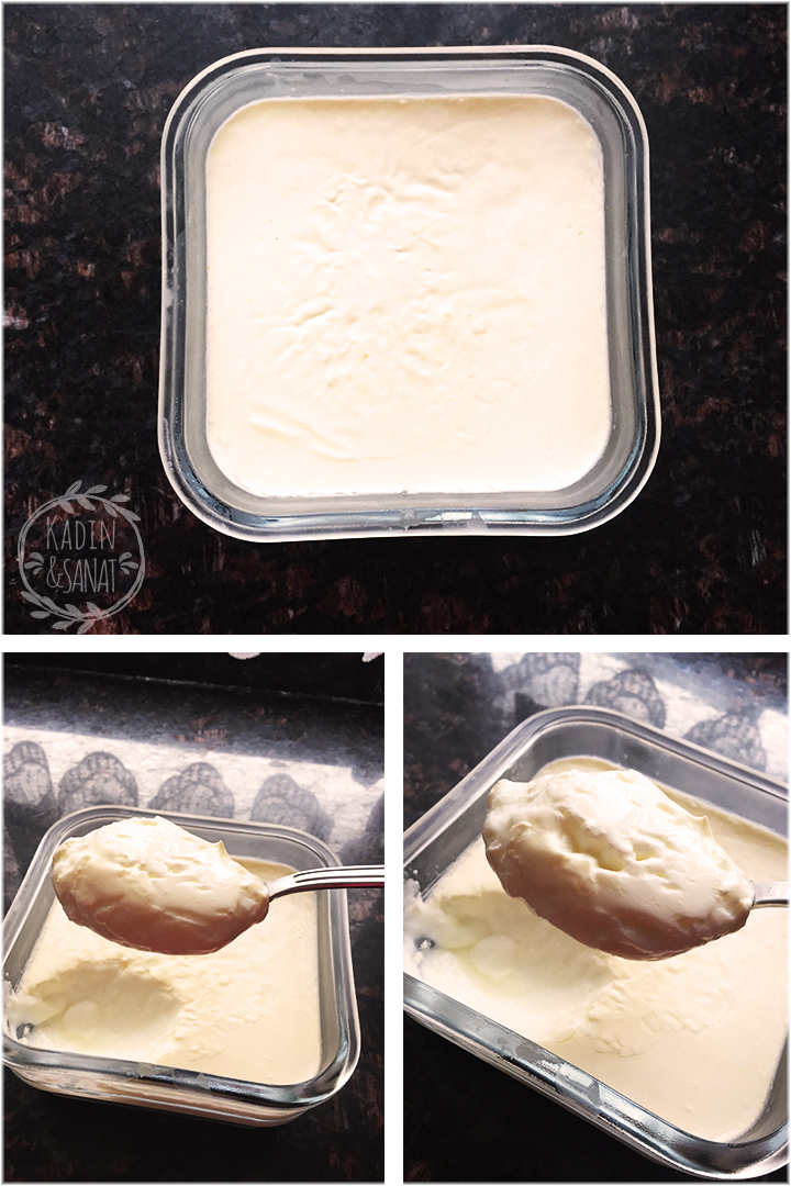 fırında yogurt mayalama