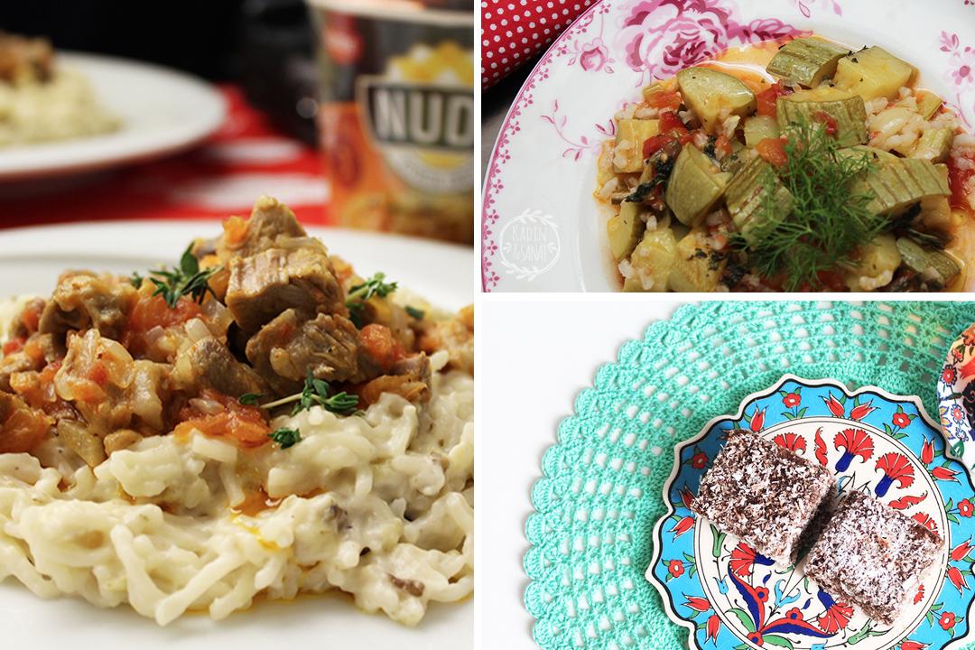 2. gün iftar menüsü
