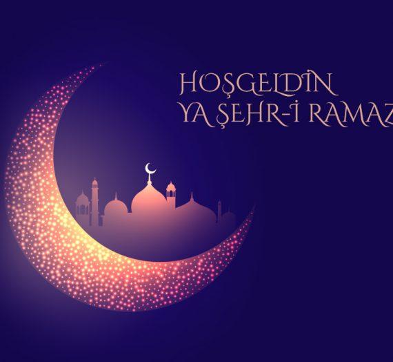 Hoşgeldin Ramazan ve 1. Gün İftar Menüsü :)