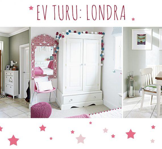 {Ev Turu} Londra'da Yeni Yapılmış Bir Ev
