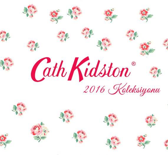 Cath Kidston Yeni Sezon Ürünleri 2016