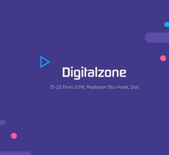 Digitalzone'16 Büyük Bir İlgiyle Bekleniyor!