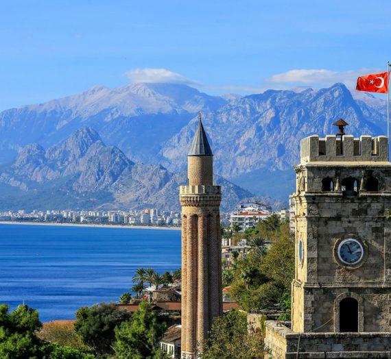 Antalya Otelleri Bizi Bekliyor