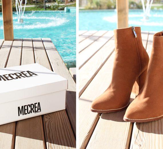 İlk Online Ayakkabı Alışverişim: Mecrea.com
