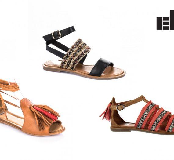 Yeni Sezon Bayan Sandaleti Modelleri için Elle Shoes