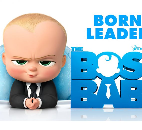 Patron Bebek / The Boss Baby {Film Önerisi}