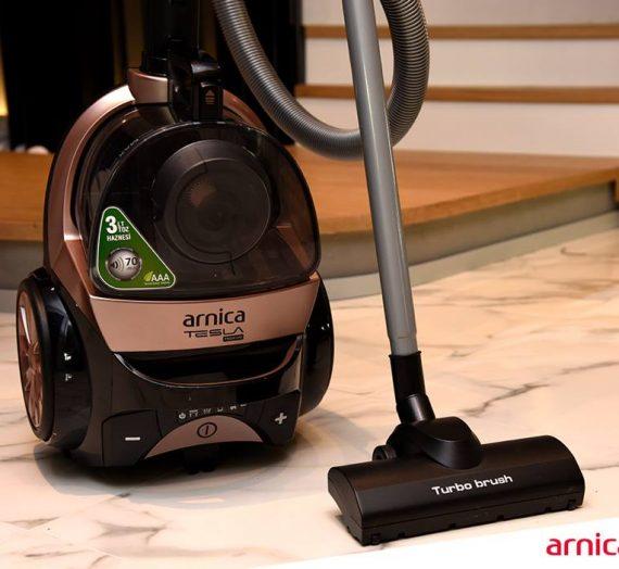 Toz Torbasız Arnica Süpürge Modelleri ile Temizliği Eğlenceye Dönüştürün