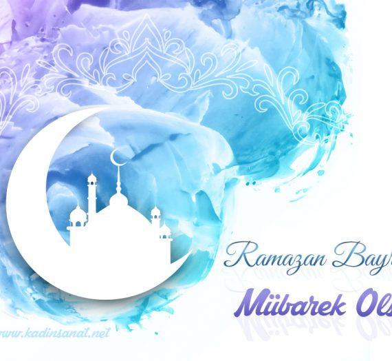 Ramazan Bayramı Tebriği